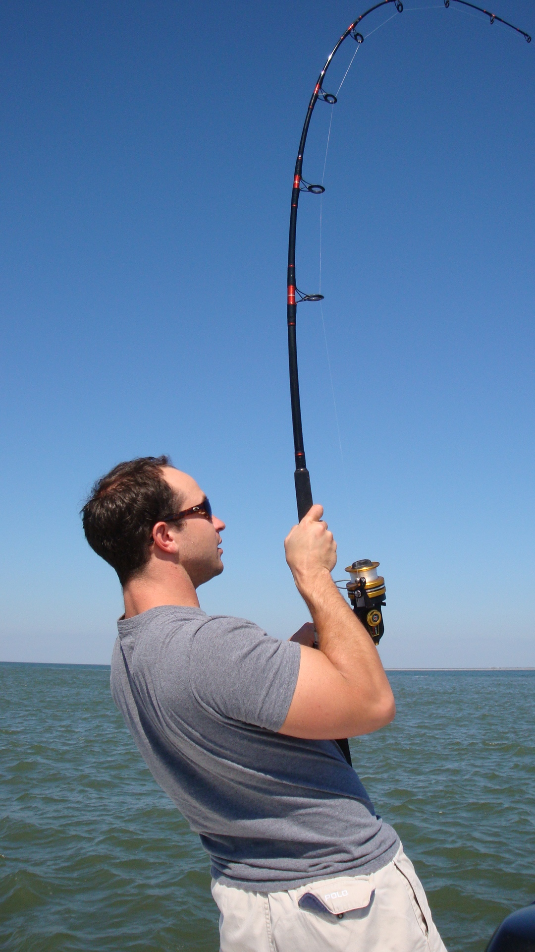 Nc tarpon fishing guide outer banks fishing charters for Fishing charters outer banks
