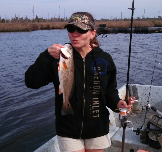 Fishing planet for Outer banks fly fishing